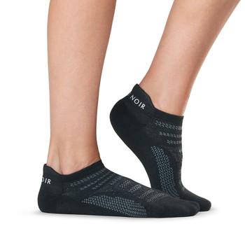 Tavi Noir Taylor Sports Socks In Ebony