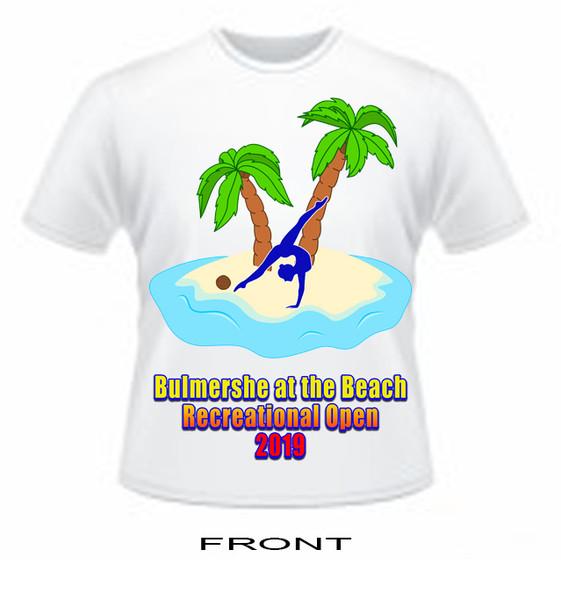 T Shirt Bulmershe at the Beach Recreational Open 2019
