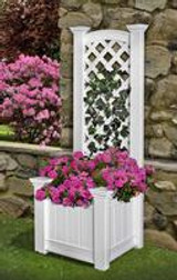 The beauty of planter boxes!