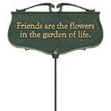 NEW....Adorable Garden Poem Signs!