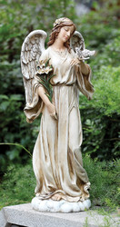 We adore our Angel Statues...Hope you do too!