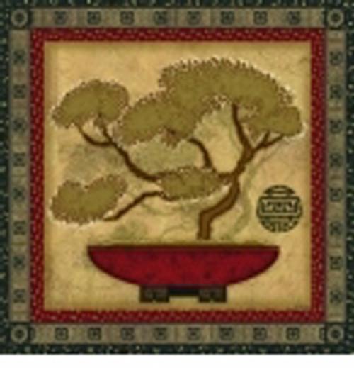 24 x 24 WeatherPrint - Bonsai II