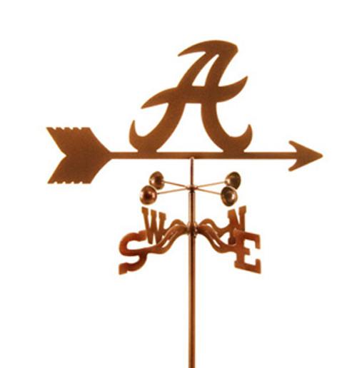 Alabama University Weathervane