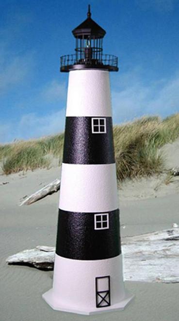 Bodie E-Line Stucco Lighthouse (5')