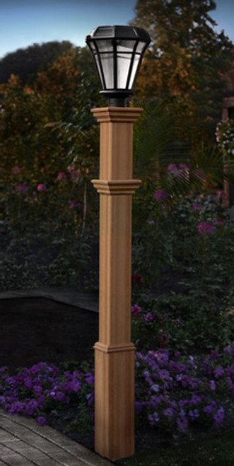 Burton Lamp Post