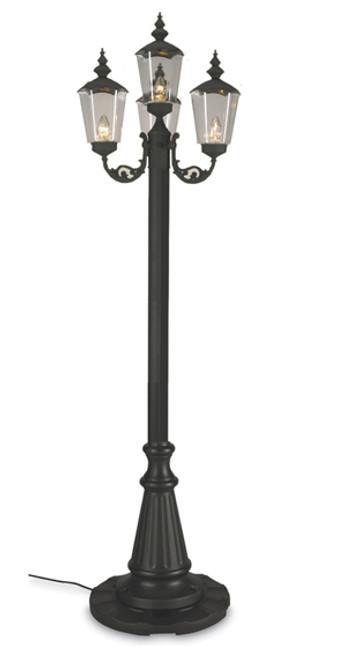 Cambridge Four Lantern Patio Lamp