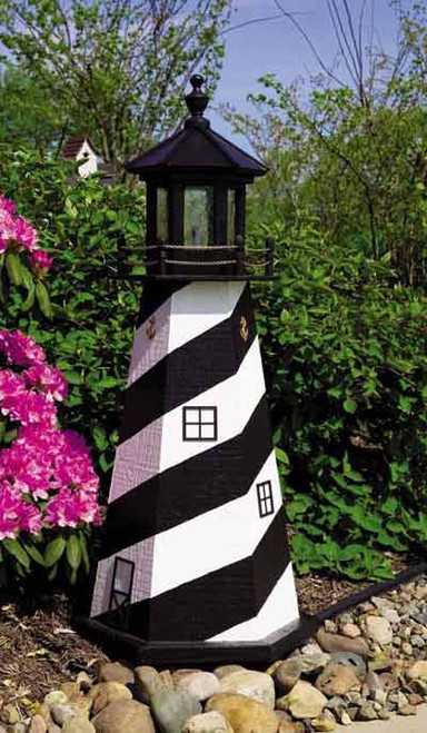 Cape Hatteras Black with White