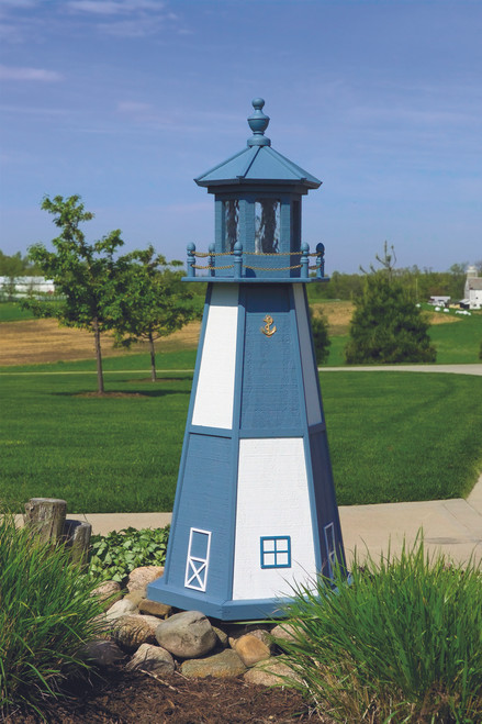 Cape Henry Lighthouse 2' High