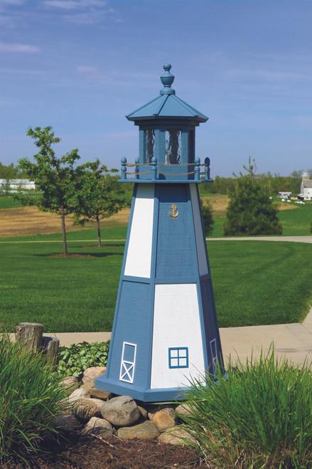 Cape Henry Belmont (light) Blue/White