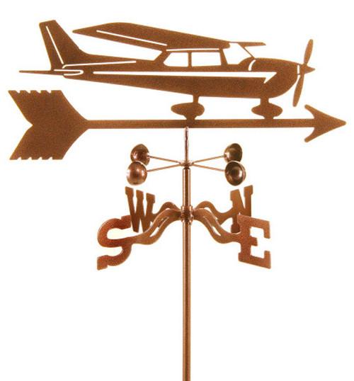 Cessna Airplane Weathervane