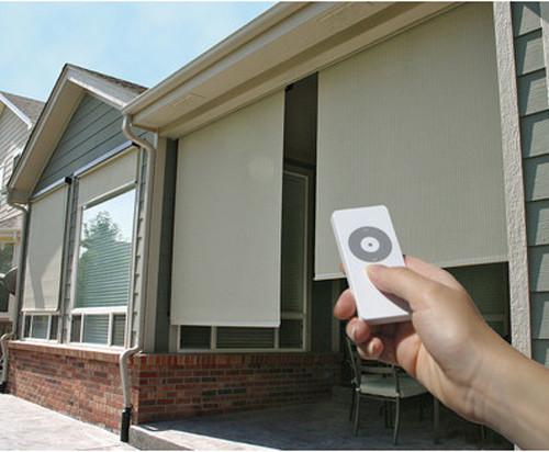 Elite Plus Interior/Exterior Sun Shade 4'W x 8'H