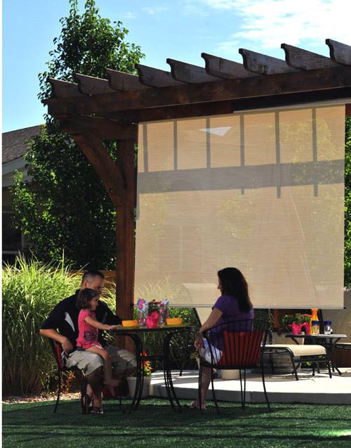 Elite Plus Interior/Exterior Sun Shade 6'W x 8'H