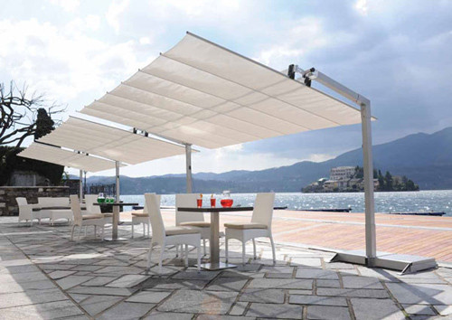 Flexy Freestanding Awning 10' x 16'