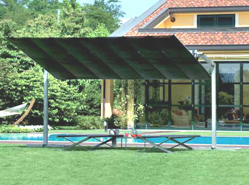 Flexy Freestanding Awning 8' x 12'
