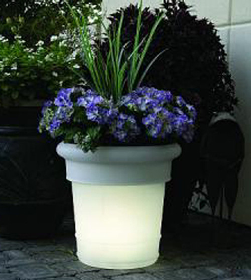 GardenGlo Electric Fluorescent Planter