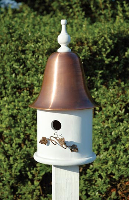 Heartwood Ivy House Birdhouse