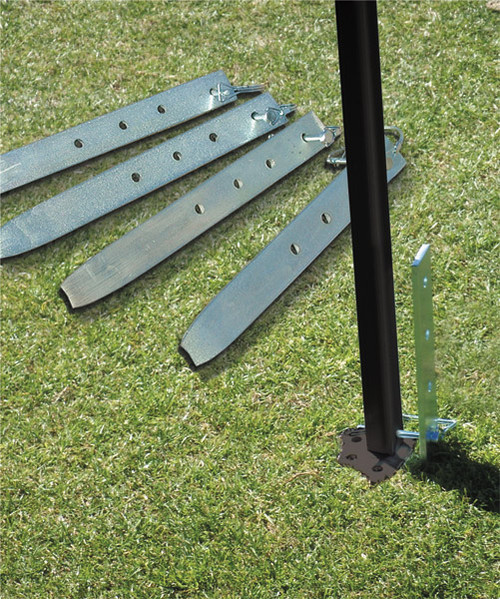 Luxe Pavilion Stake Kit (Set of 4)