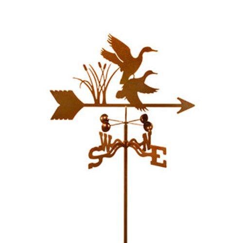Mallard Ducks Weathervane