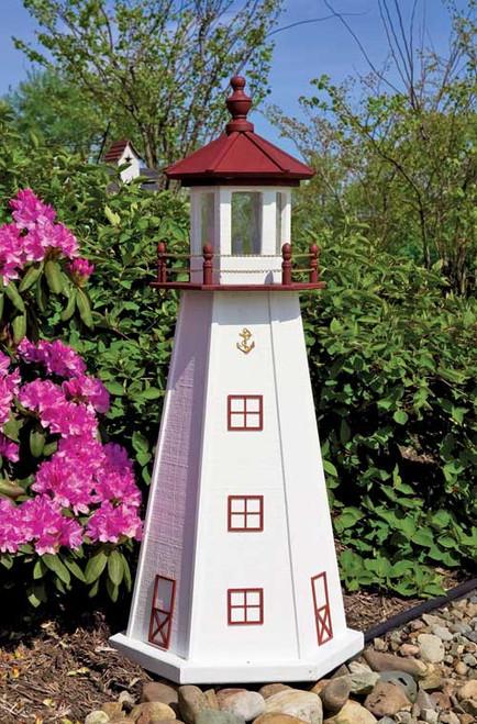 Marblehead Lighthouse (10' High)