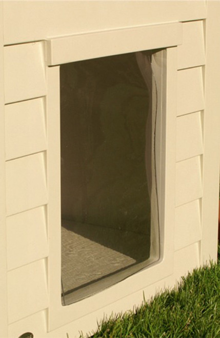 Dog House Flap Door (Medium)