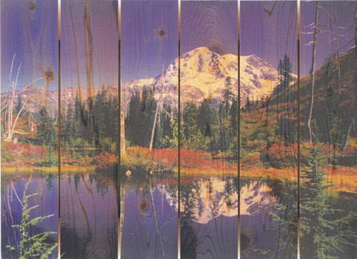 Mirror Lake Wall Art