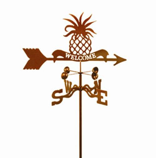 Pineapple Welcome Weathervane