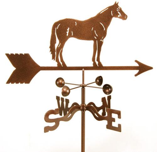Quarter Horse Weathervane