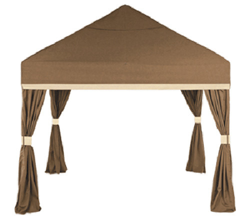 Sonoma Select 10' Pavilion with Sidewalls