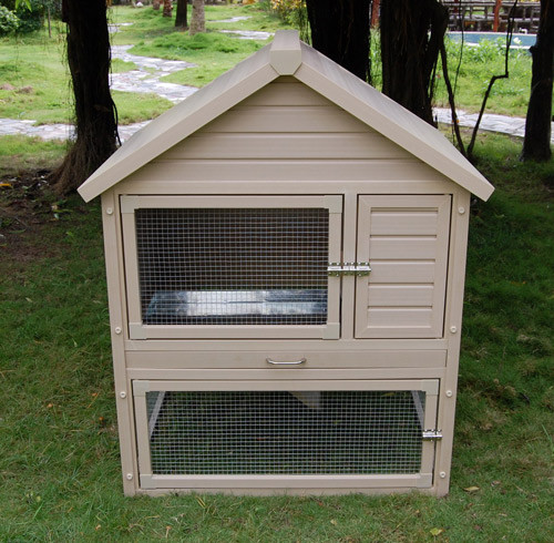 Townhouse Rabbit Hutch