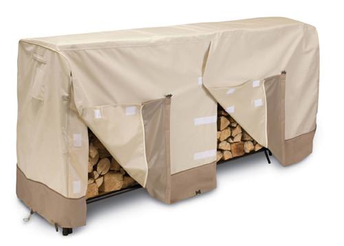 Veranda Log Rack Cover 8'