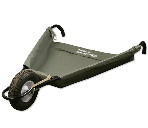 WheelEasy Folding Wheelbarrow