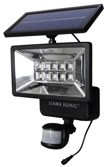 Solar LED Outdoor Security Light with MOTION SENSOR