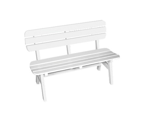Portsmouth EnviroWood 4' Dining Bench