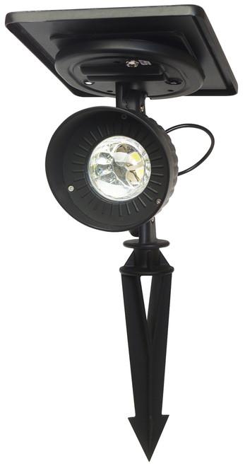 Progressive Solar Spotlight with Bright LED's
