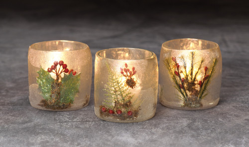 Votive Candle Set of 3