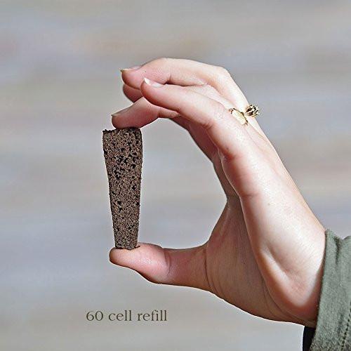 120 Bio Sponges Refills (Bio Dome Seed Starter)