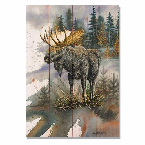 """Woodland Majesty Wall Art 14"""" x 20"""""""