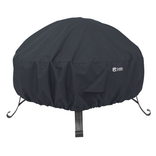 Round Full Coverage Fire Pit Cover (Small)