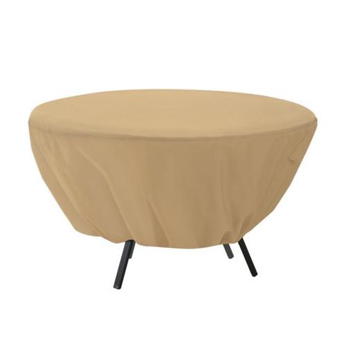 Terrazzo Round Patio Table Cover