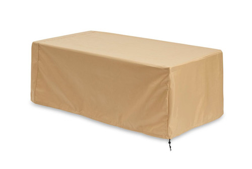 "Linear Fire Table Cover 73""W"