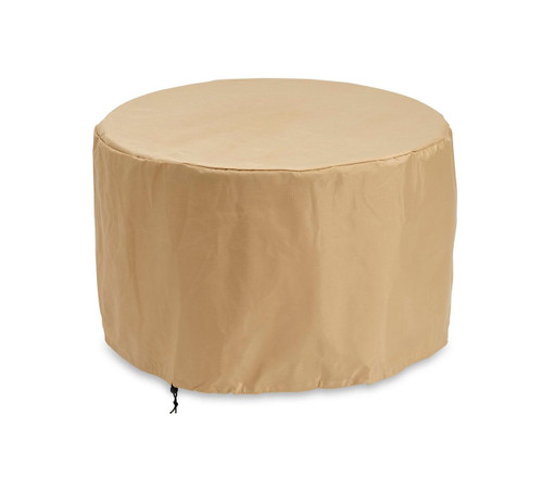 Round Fire Table Cover 20""