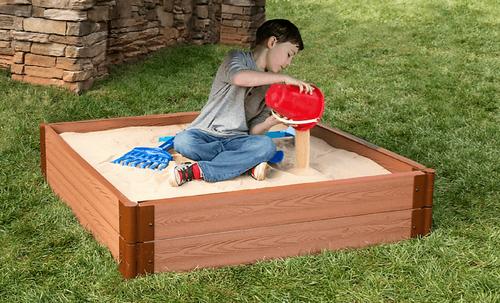 Lifestyle Photo with Sandbox