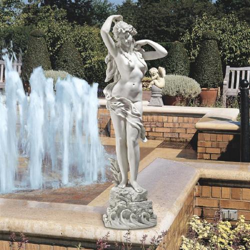 """Spring Awakening Garden Statue 40""""H"""
