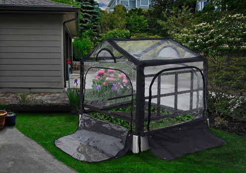 Garden Rack and Greenhouse Kit