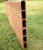 "Classic Circle Terraced Garden 9' x 9' x 27.5"" (1"" profile) Sienna"