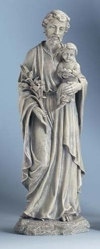 St. Francis / St. Fiacre / St. Joseph