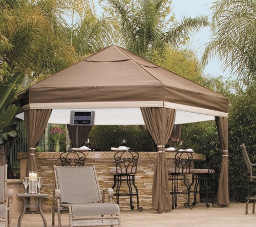 Canopies, Sun Shades, Shelters, & Gazebos
