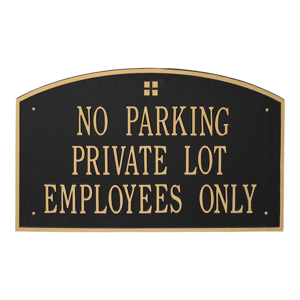 Commercial Wall Plaques