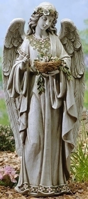 Angel & Cherub Statues