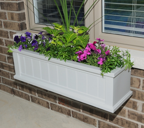 Planters & Window Boxes